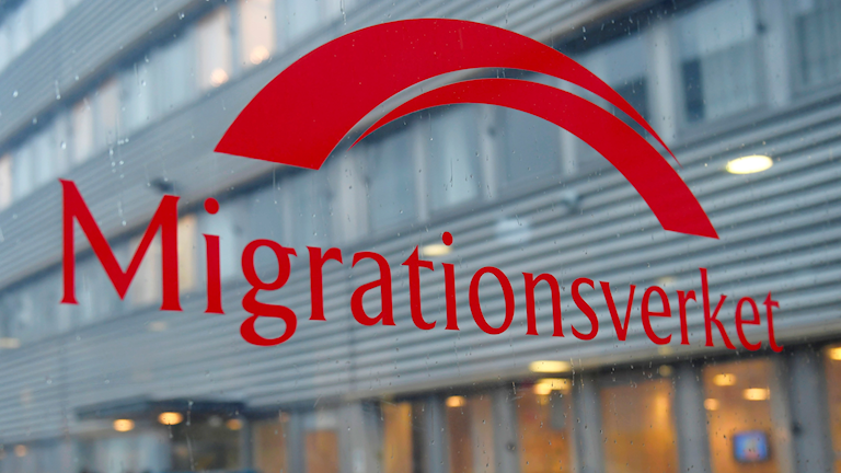 MIGRATIONSVERKET BRINNANDE PERSON