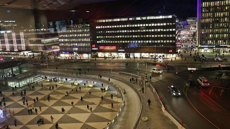 Plattan i Stockholm