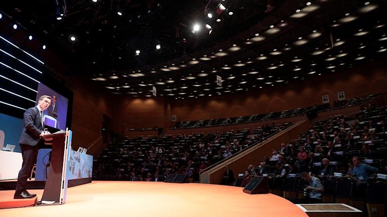 افتتاح المؤتمر السنوي لحزب المحافظين.