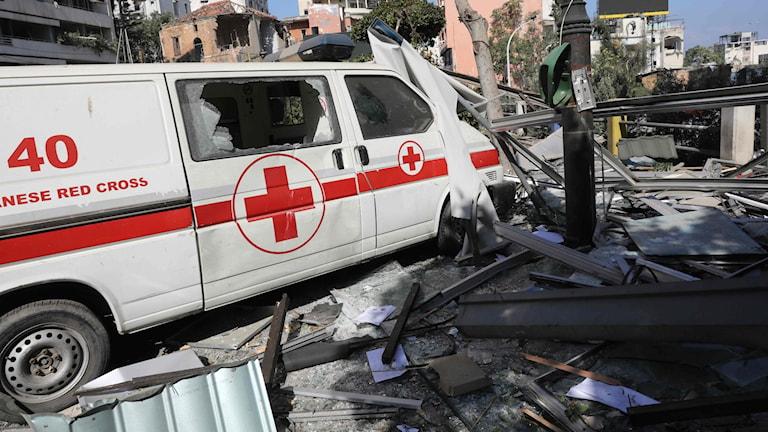 """""""Flera sjukhus har skadats"""""""