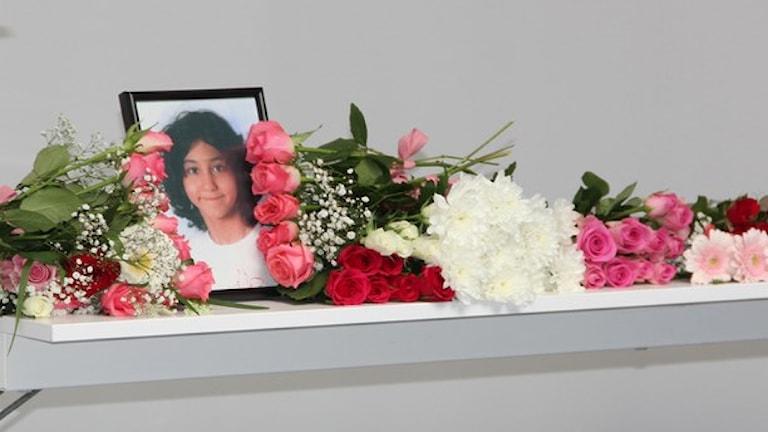 يارا تم قتلها بطريقة بشعة. صورة: أندريا جيلدر/ إذاعة السويد.