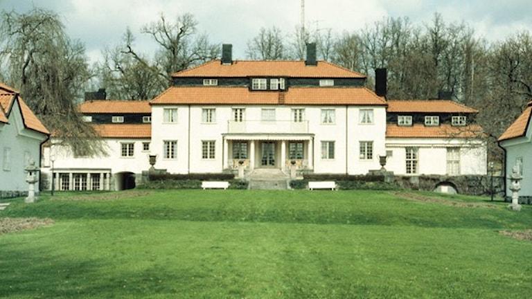 اللقاء سيعقد في قصر هاربسوند