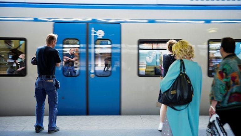 صورة: فيلهيم ستوكستاد/ وكالة الأنباء السويدية.