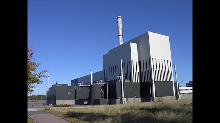 محطة أوسكارسهامن النووية