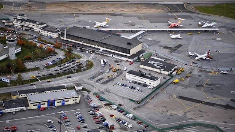 مطار بروما في ستوكهولم / TT