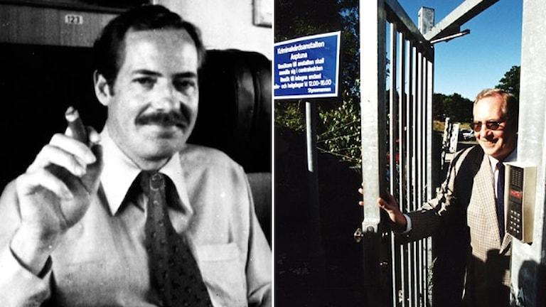 ستيغ بريلينغ صاحب أشهر قضية تجسس في السويد، والصورة من TT