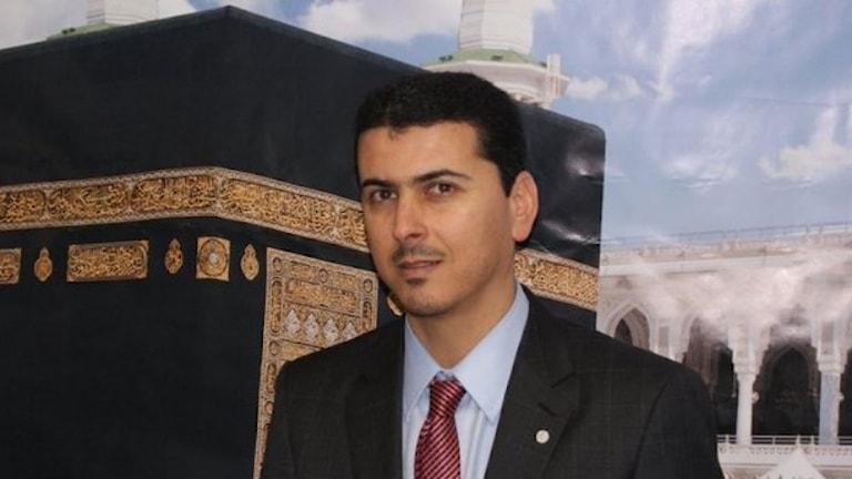 عثمان الطوالبة، أستاذ الدراسات الإسلامية في جامعة أوبسالا