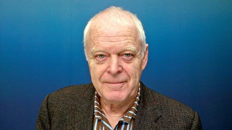 توماس هامارباري رئيس لجنة مكافحة معاداة الروم / صورة أولا فيستيرباري TT