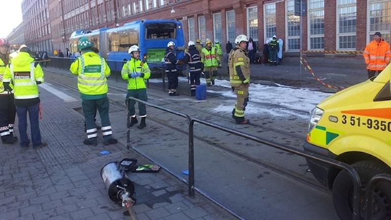 صورة: لاسي نيلسون/ إذاعة السويد.