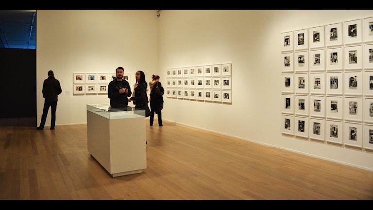 Zaatari på Moderna Museet