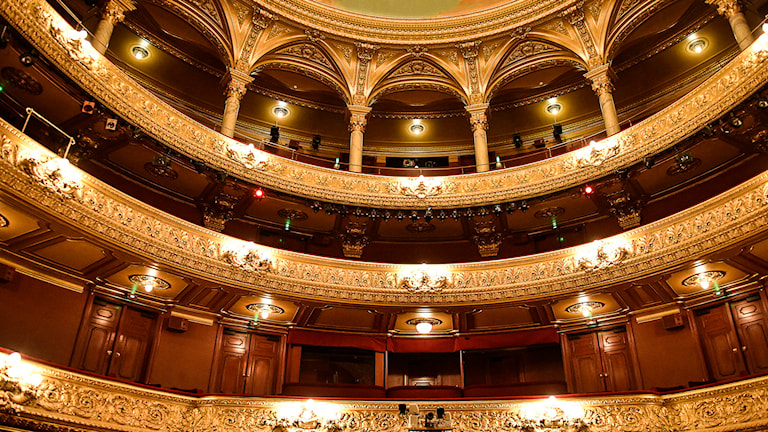 Kungliga Operan  Foto: Anders Wiklund / TT / Kod 10040