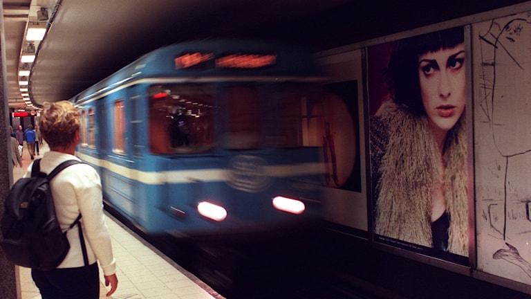 المواصلات المحلية، قطار الأنفاق