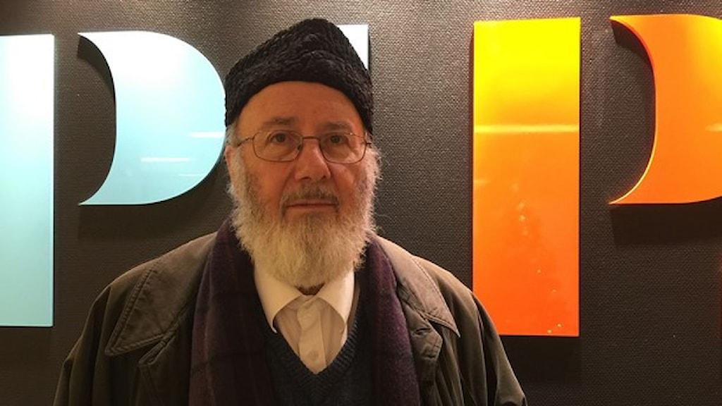 Abd al Haqq Kielan Foto Sveriges Radio