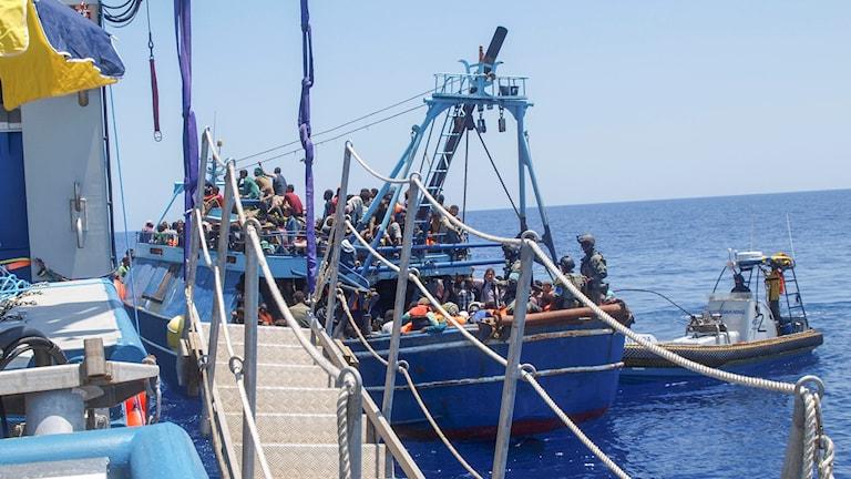 سفينة الانقاذ السويدية بوسيدون