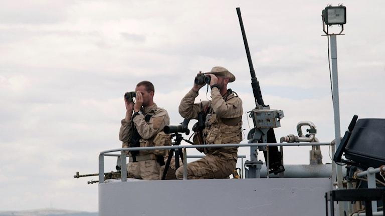 قوات عسكرية اوربية للحد من تهريب اللاجئين