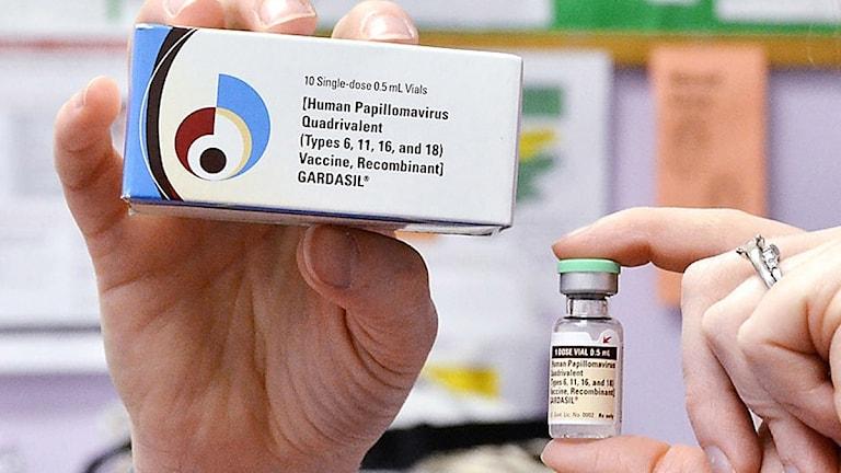 لقاح غارداسليل، ضد فيروس الورم الحليمي سرطان الرحم