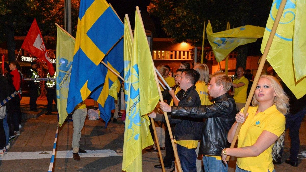 تأسيس منظمة جديدة لشبيبة ديمقراطيي السويد