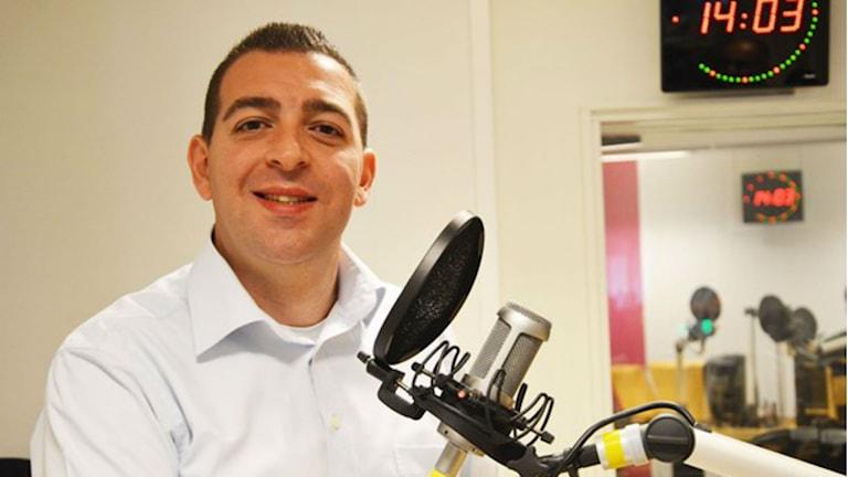 روجيه حداد، عضو اللجنة البرلمانية للشؤون القانونية / صورة إيفا كليبه SR