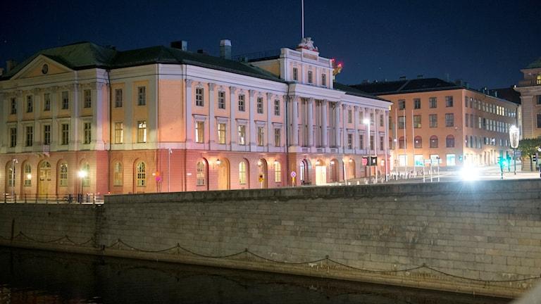 مقر وزارة الخارجية السويدية في ستوكهولم / صورة فريدريك ساندباري TT