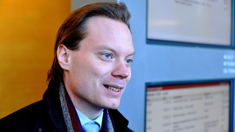 Martin Kinnunen i domstolen