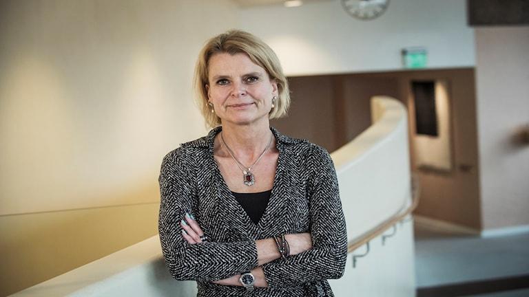 وزيرة المساواة اوسا راغنر