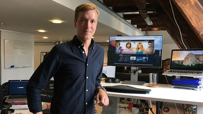 Adam Chrigström, medieanalytiker