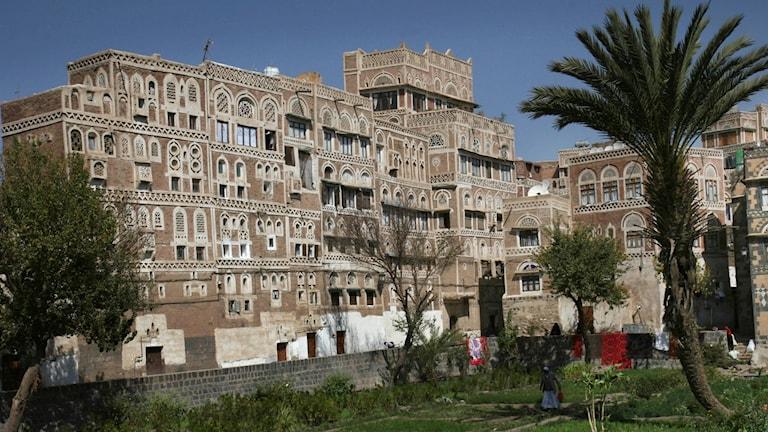 صنعاء القديمة سنة 2008