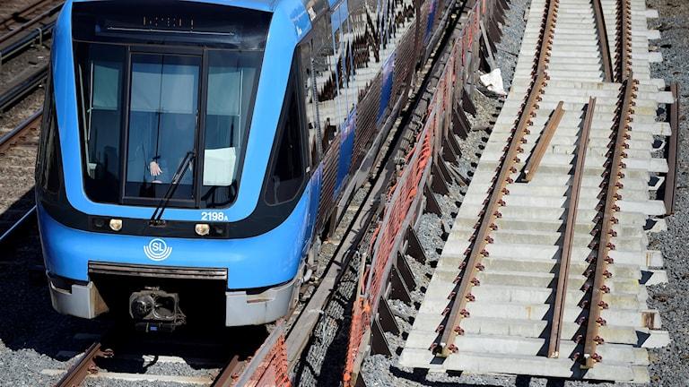 المتحدث الإعلامي باسم شركة النقل السويدية SL كلايس كيسو أكد أن الرسالة لايمكن إعلانها بهذه الطريقة