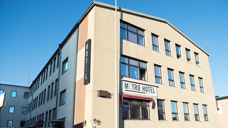 Metro Hotel i Västberga,