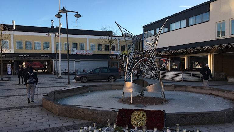 ُEn man skjutits till döds i Rinkeby 20180109