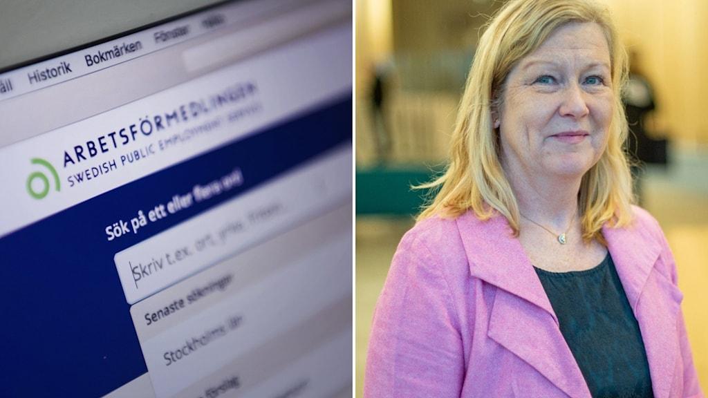 إيفا فيستلوند، رئيسة قسم بمكتب العمل
