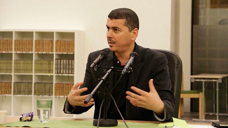 Othman Al-Tawalbeh Doktorand vid Teologiska institutionen