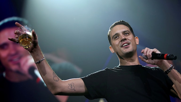 G-Eazy performs