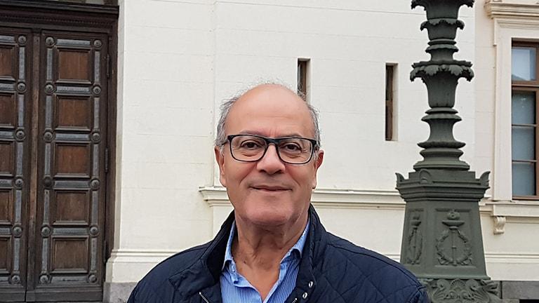 Henry Diab är chef för Mellanösternstudier vid Lunds universitet