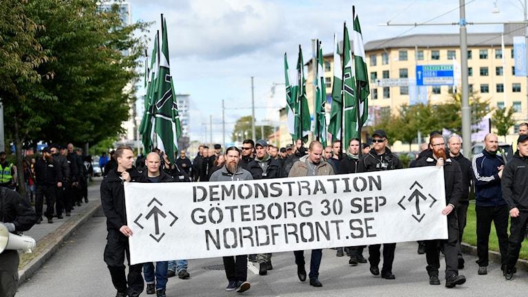 Organisationen Nordiska motståndsrörelsen
