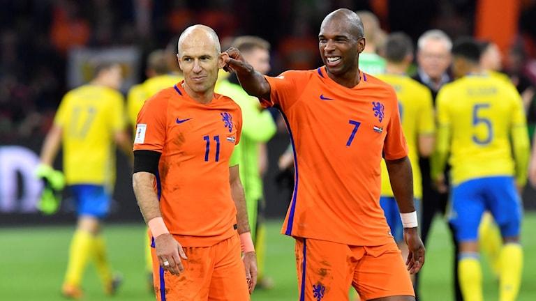 السويد أمام هولندا.
