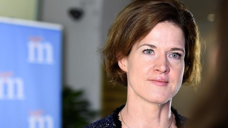 آنا شينبري باترا رئيسة حزب المحافظين