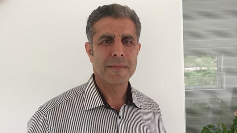 محمد محمد عضو مجلس بلدية مالمو عن حزب المحافظين