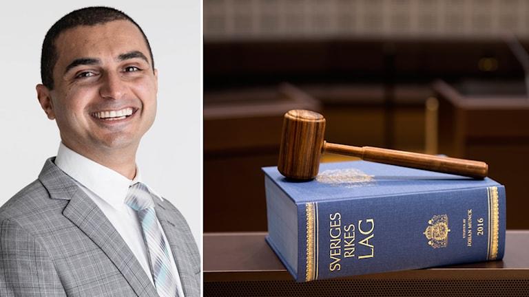 المحامي مجيد الناشي