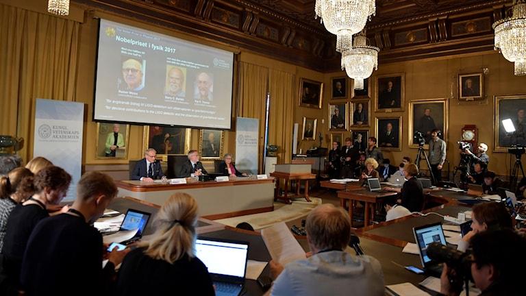 Nobelkommittén