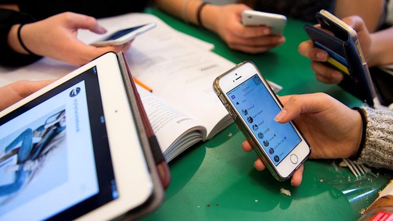 Sverige kommer att få en åldersgräns för sociala medier