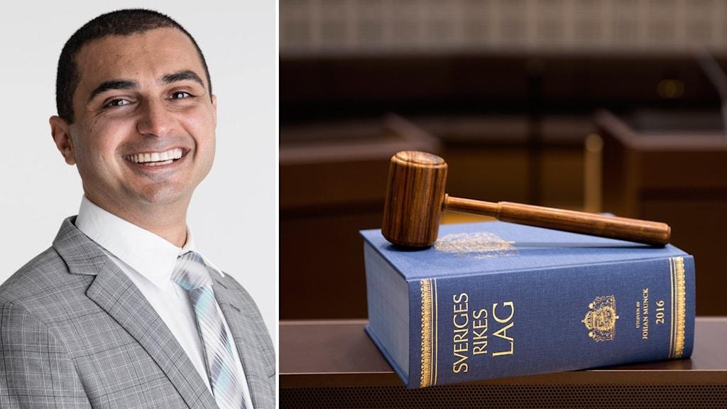 المحامي مجيد الناشي.