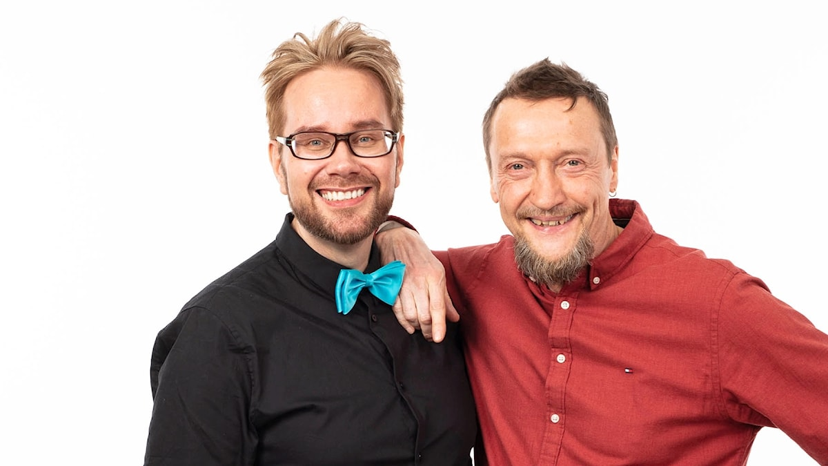 Erkki ja Christer