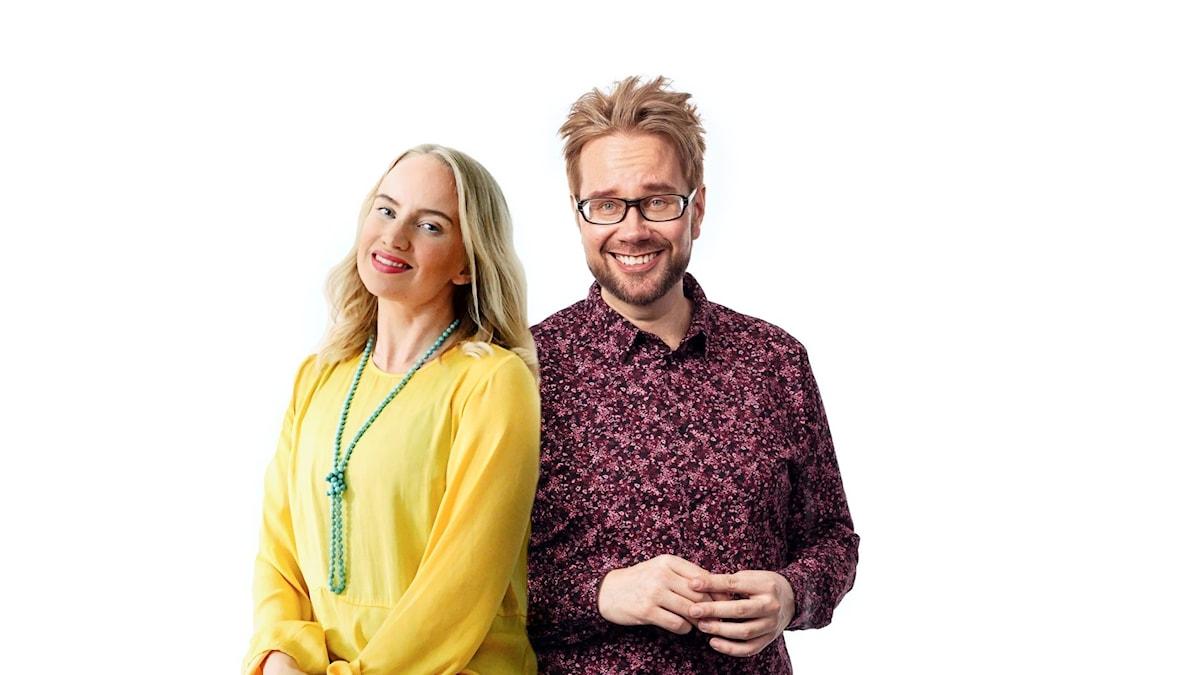 Erkki Kuronen och Tytti Jussila