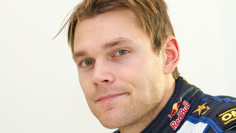 Andreas Mikkelsen. Foto: Micke Fransson/TT