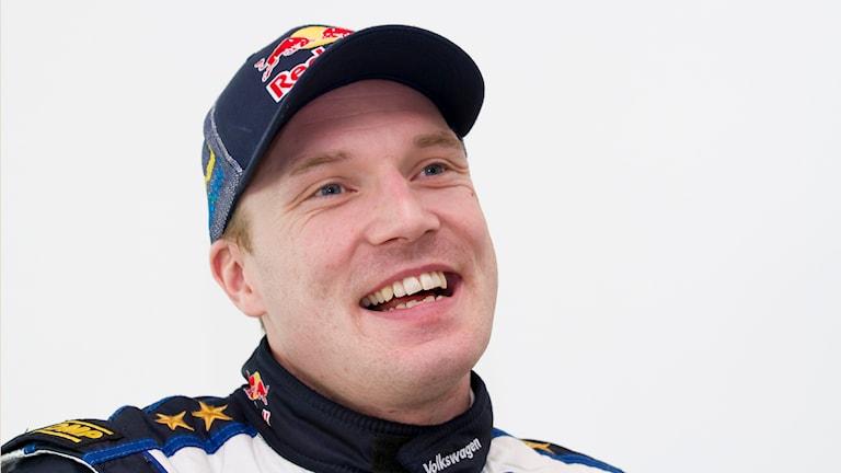 Jari-Matti Latvala. Foto: Micke Fransson/TT