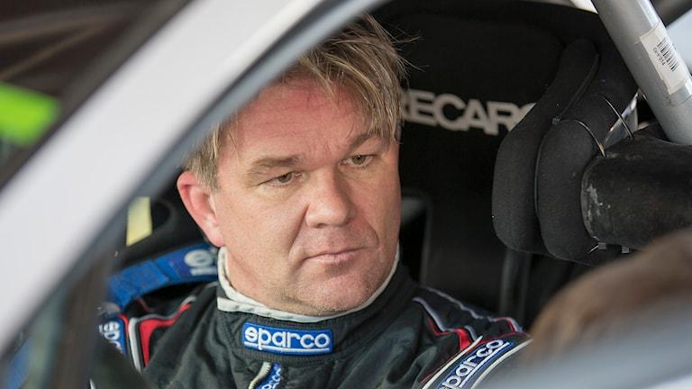 Henning Solberg. Foto: Micke Fransson/TT