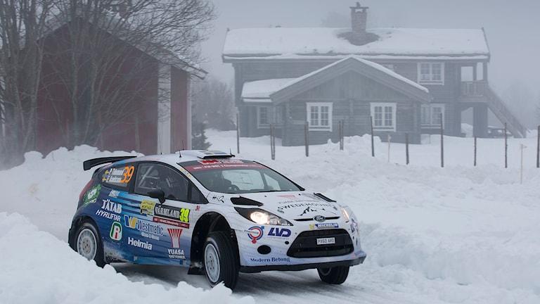 Pontus Tidemand och Emil Axelsson . Foto: Micke Fransson/TT.
