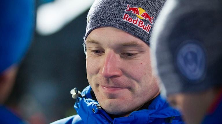 Jari-Matti Latvala. Foto: Micke Fransson/TT.