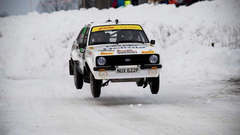 Petter Solberg. Foto: Micke Fransson/TT.